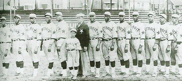 The 1921 Detroit Stars