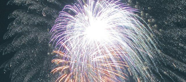 Fireworks again will light up the sky over Bonner Springs this month. The annual Bonner Blast, which went on hiatus in 2010, will return Thursday, June 30.