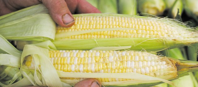 A Kansas State University agronomist says several factors, including an increased demand for corn used in the production of ethanol, are behind higher food prices worldwide.