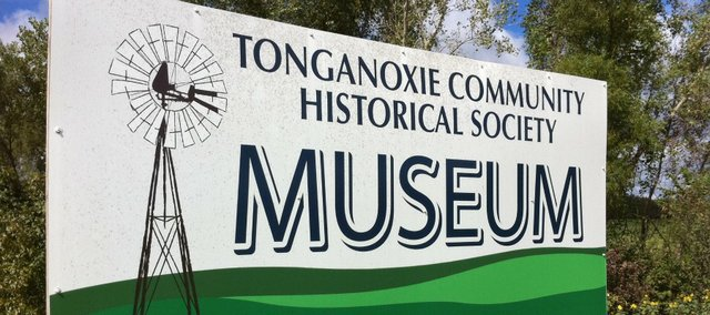 Tonganoxie Community Historic Site, 201 W. Washington St. near U.S. Highway 24-40.
