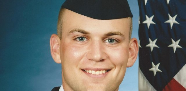Airman 1st Class Logan M. Ross, a 2010 Basehor-Linwood High School graduate.
