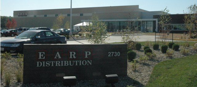 Earp Distribution officially opened the doors of its $24 million facility in the Edwardsville Industrial Park Monday with a grand opening ceremony.  The company delivers frozen, refrigerated, dry and promotional products to McDonalds and Chipotle restaurants within a six-state region.