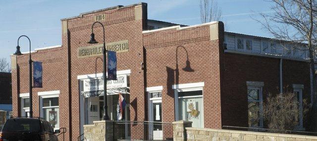 Baldwin City Lumberyard Arts Center