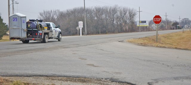 KDOT has agree to make safety upgrades to the High Street/U.S. Highway 56 intersection that will eliminate the sharp angle at which High Street meets the highway. The project is schedule for 2014.