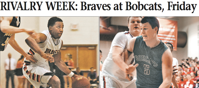 Pick up this week's Basehor Sentinel and Bonner Springs Chieftain for a copy of this sports section.