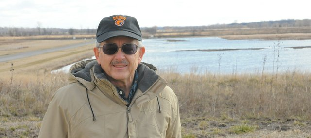Roger Boyd, Baker University director of natural areas and professor emeritus of biology, was honored Saturday in Salina as Conservationist of the Year by the Kansas Wildlife Federation.