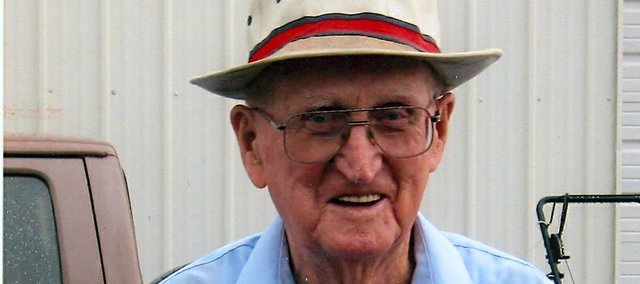 Bo Himpel was a fixture in Tonganoxie for several years, best known for working at Himpel Lumber and for his contributions to VFW Park. Himpel died Thursday at the age of 92.