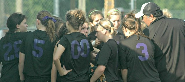 The McLouth High softball team extended its win streak to 11 games Wednesday with a sweep of Riverside.