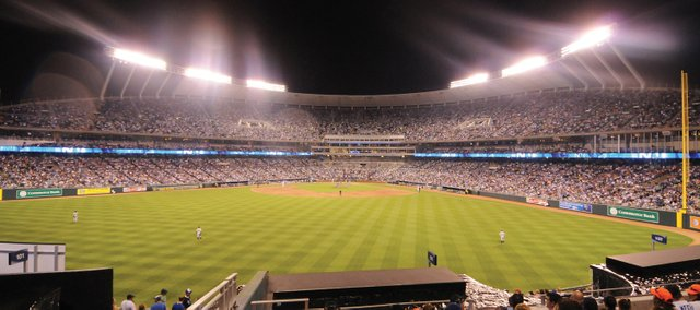 Kauffman Stadium will be the site of the 2012 MLB All-Star Game on July 10.