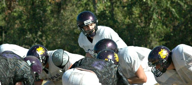 Senior Marc Walbridge will try to lead the McLouth High football team to its first playoff berth since 2005.