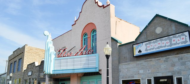 Sounds like a rerun, but remodeling of the former Aztec Theatre in downtown Shawnee could resume soon.