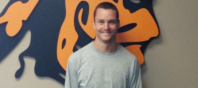 Preston Williams was recently hired as the new head swim coach at Bonner Springs High School. Williams has also coached the YMCA and Lake of the Forest swim teams, and also leads fitness classes at the YMCA.
