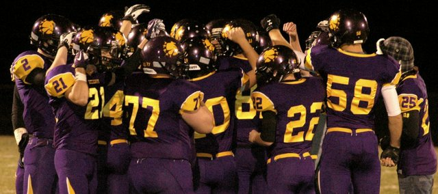 McLouth High's football season came to an end on Friday with a loss to Lyndon.