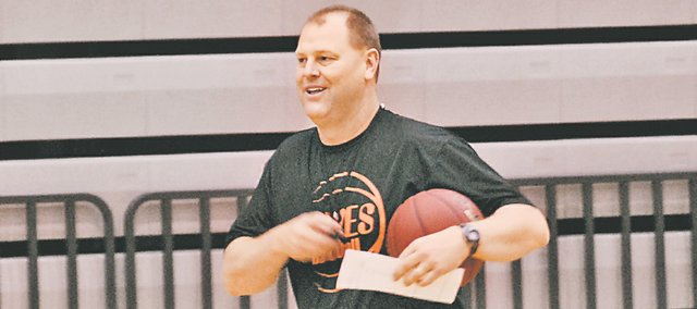 BSHS boys basketball coach Dan Streit seeks to finish what he and former head coach Andy Price started.
