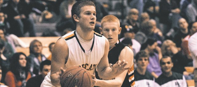 BLHS junior Chase Younger scored 39 points to lead the Bobcats to a 65-48 victory against Bonner Springs on Tuesday to improve to 2-1.