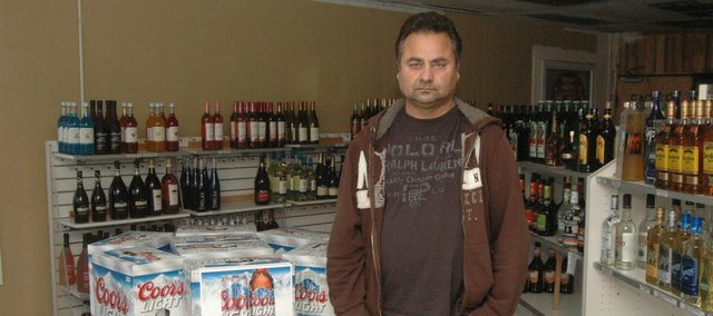 Paul Singh has taken over operations for A and D Liquor, which formerly was Polley's Liquor Store, 1210 E. U.S. Highway 24-40 in Tonganoxie.