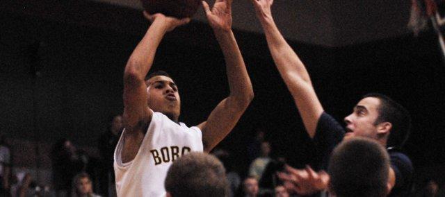 BLHS freshman Jahron McPherson.