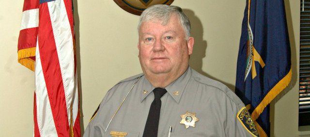 After 44 years in the Leavenworth County Sheriff's office, Dave Zoellner has officially retired. Zoellner's career came to a close on Monday.