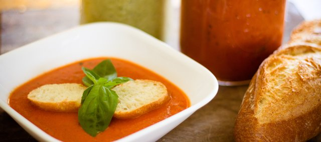 Beat the winter blahs  an freshen up your soup inventory  by trading soup with friends on National Soup Swap Day. 