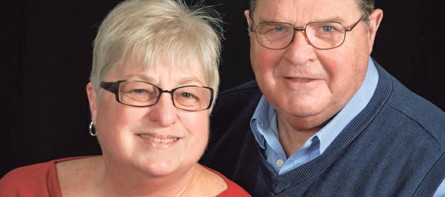 Mel and Barb Carney are in it for the long haul, having been married for 43 years now. They first met in a St. Louis bowling alley in 1967. Their story is just one of several featured in our cover story about local couples, how they met and how they ended up together.