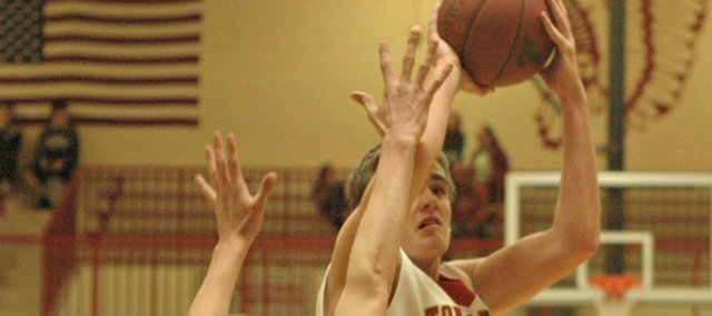 Eric McPherson and the Tonganoxie High boys will try to repeat their early success against Bonner Springs in Wednesday's sub-state opener.