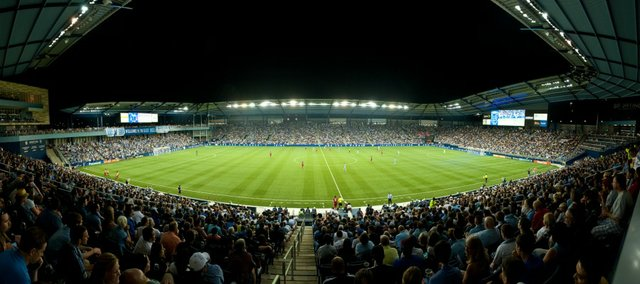 Kansas City will play host to the Major League Soccer All-Star game for the first time ever on July 31.