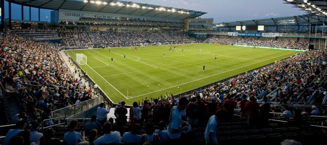 Sporting Park, home to Major League Soccer&#39;s Sporting Kansas City, had 16 of its 17 regular-season games sell out in 2012. The Kansas City, Kan., venue also has hosted a handful of concerts, including Farm Aid.