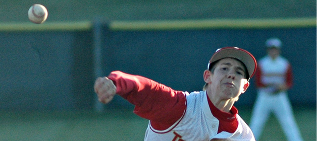 Travis Woods allowed just two earned runs in seven innings Monday against Turner.