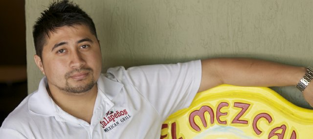 El Patron owner Beto Aquilar says only needs a final city inspection is needed before the restaurant at 711 Eighth Street is ready to open. He expects its doors to be open sometime this week.