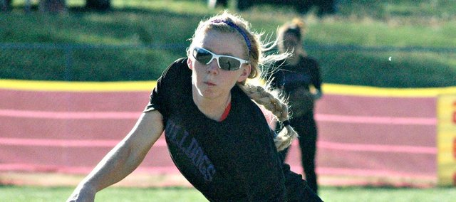 Angela Dailey and the McLouth softball team came up short of a state bid Tuesday, dropping a 7-1 decision to Oskaloosa in a regional final at Valley Falls.