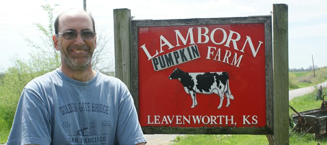 Joseph Lamborn's farm has been in his family since the late 1800s. Now he uses the farm not only to produce food, but to host public and private events.