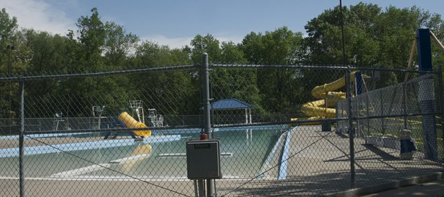 The Baldwin City Municipal Swimming Pool will open for the season Saturday with new hours and new shade structures. The pool with have free swim days Saturday and Monday.