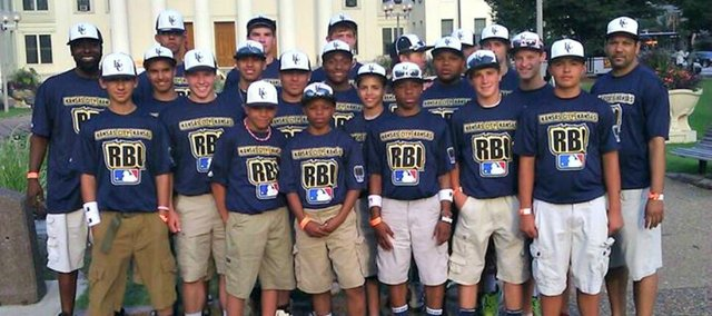 The KCK RBI STICKS recently went 3-0-1 in a regional tournament in St. Louis. The team includes three Tonganoxie products in Tyler Novotney, Billy Kelley and Cody Knight.