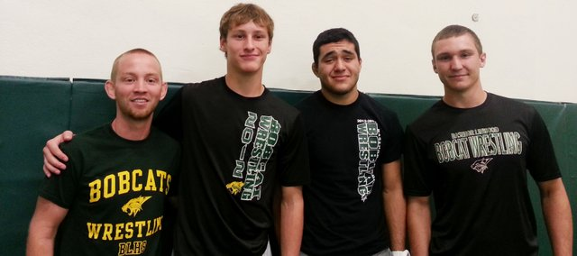 "BLHS wrestling coach Tyler Cordts and a wrestling team that includes Dalton Inlow, John Hopper and Cory McCleary hope to be able to translate a strong summer showing into becoming a ""team to beat"" when the 2013-14 season begins in November."