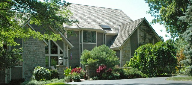Randy and Ann Nordquist's home and gardens will be one of the six stops on the USD 204 Education Foundation's homes tour.