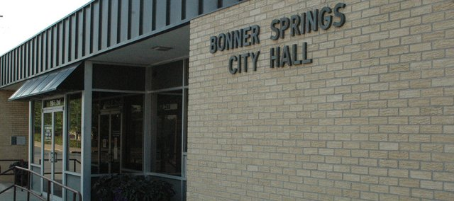 Bonner Springs City Hall is located at 205 E. Second St. and can be reached at 913-422-1020. The City Council meetings are conducted on the second and fourth Mondays of the month in the council's chambers on the east side of the building.