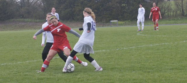 The Baldwin school voted in 2011 to start a Baldwin High School girls soccer program on the condition parents fund it for the first three years or through the spring of 2014. The Baldwin board will consider future of program in January.