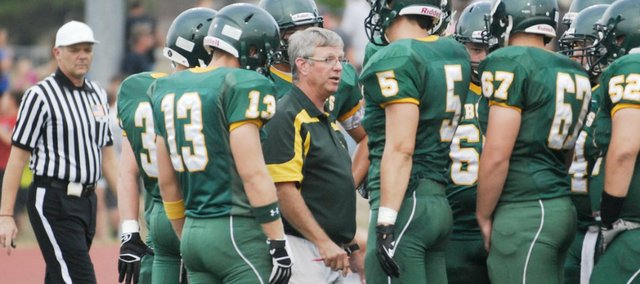 Steve Hopkins has resigned as Basehor-Linwood's football coach. Hopkins went 53-45 in 10 seasons with the Bobcats.