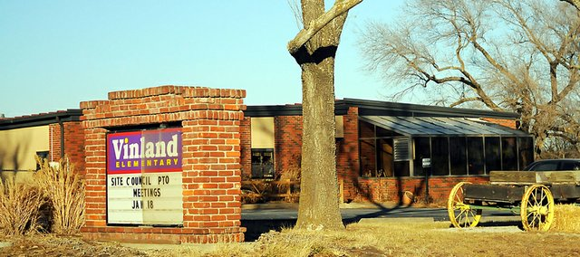 The Baldwin school board is considering options for the closed Vinland Elementary School, which is now the only unsold vacated school the district owns.