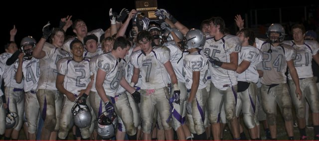 Members of the 2013 Baldwin High School football team continues to collect post-season honors.