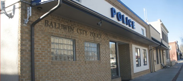 Baldwin City Police Chief Greg Neis said the department has outgrown its headquarters in a 1,500-square-foot former floral shop at 811 High Street.