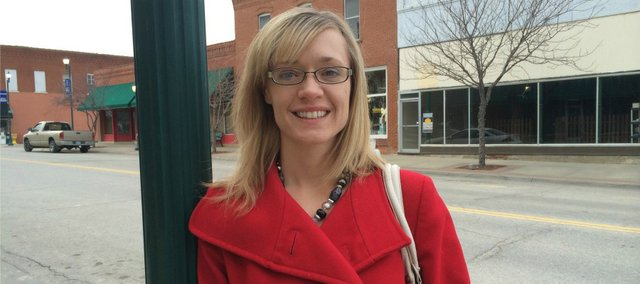 Tonganoxie Assistant City Administrator Jennifer Jones-Lacy is this week's Face to Face profile