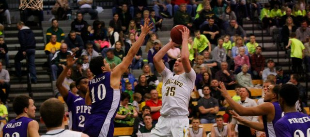 Basehor-Linwood senior Chase Younger erupted for a career-high 42 points in a senior-night win against Mill Valley. Younger surpassed 1,000 career points and drained a school-record 11 3-pointers.