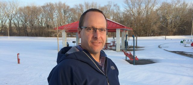 Tonganoxie Recreation Commission chair Drew Johnson is this week's Face to Face profile.