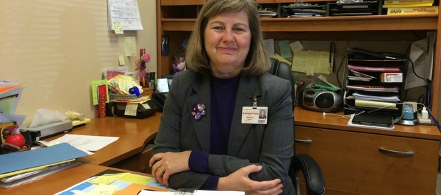 Tonganoxie Elementary School principal Tammie George is this week's Face to Face profile.