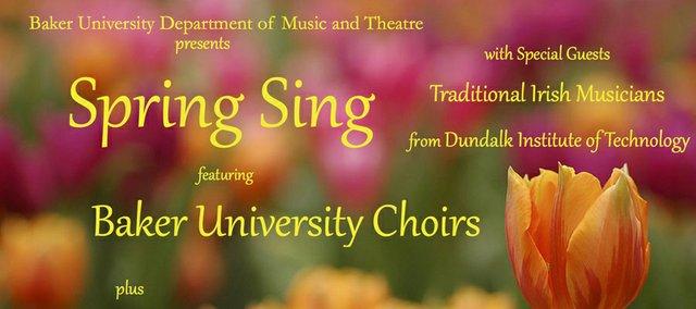 Baker Spring Sing
