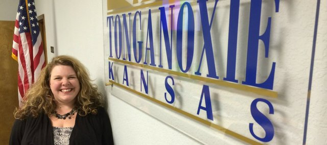 This week's Face to Face feature profile is Tonganoxie City Council member Kara Reed.