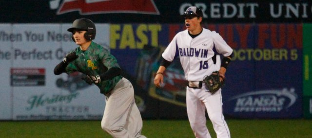 Jake Hahn and the BLHS baseball team will play for third place tomorrow at the Butch Foster Memorial Classic.