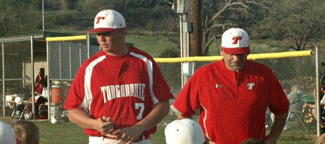 Tonganoxie High baseball coach Mitch Loomis has the Chieftains in their first state tournament since 1992.