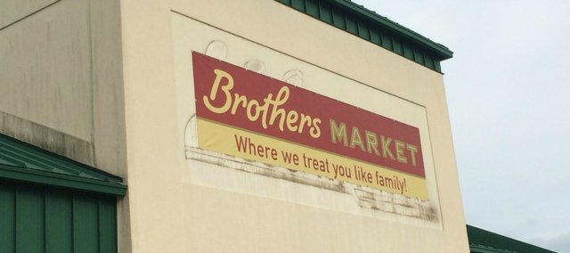 Brothers Market officially opened June 6, 2014, in Tonganoxie.